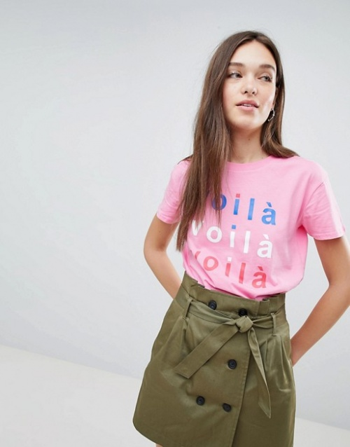 Bershka - T-shirt