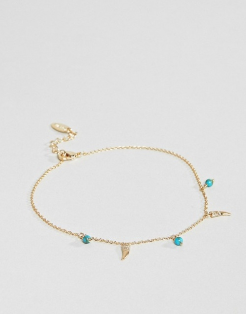 Orelia - Bracelet de cheville