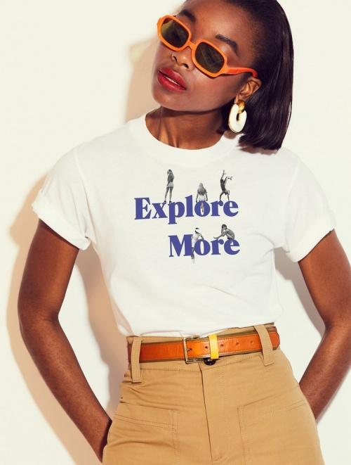 Monogram - T-shirt
