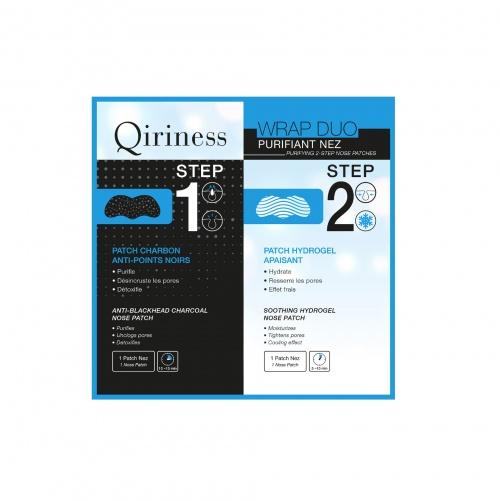 Qiriness - Wrap Duo Purifiant Nez