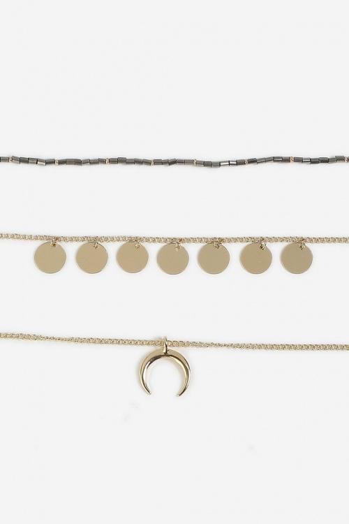Topshop - Bracelets cheville