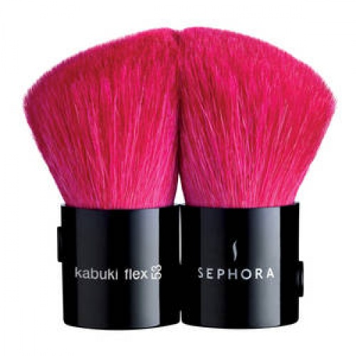 SEPHORA - Pinceau Kabuki Flex 2 en 1