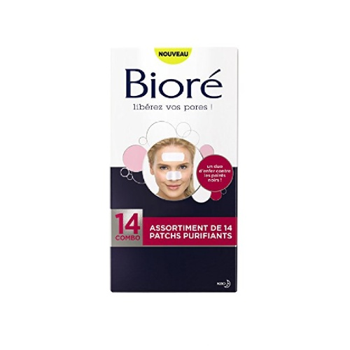 Bioré - Assortiment de 14 Patchs Purifiants