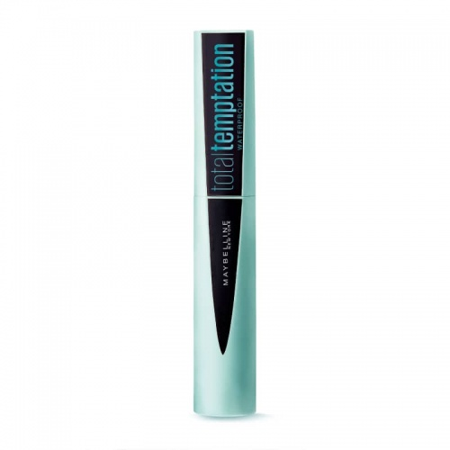 MAYBELLINE - Mascara Total Temptation Waterproof