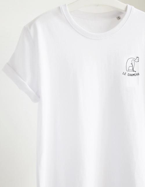 Tee-shirt Yoga chameau - Fe.re