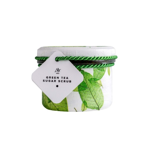 Achae - Sucre de gommage au thé vert