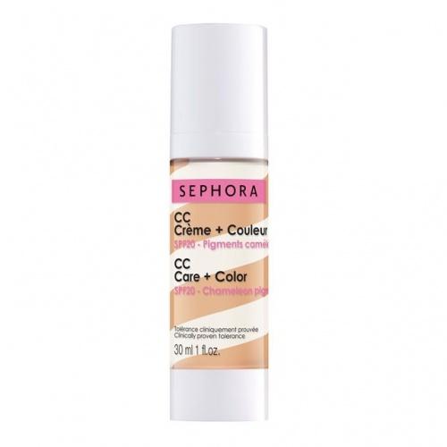 SEPHORA COLLECTION - CC Crème + Couleur SPF20