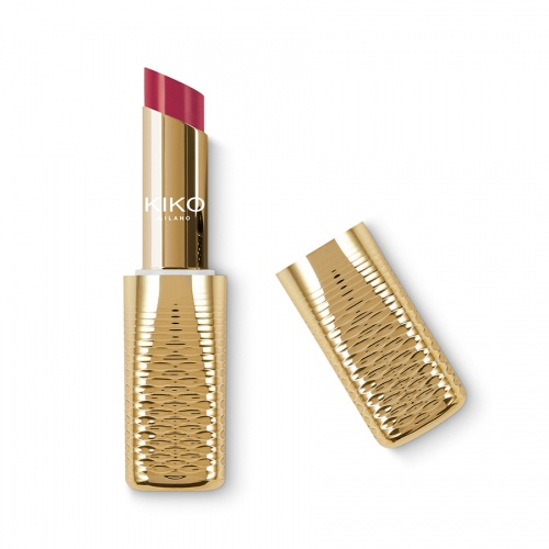 KIKO - Gold Waves Matte Lipstylo Embellishment Tea Rose