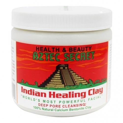 AZTEC SECRET - Poudre Indienne de Soin de Peau d'Argile Curative