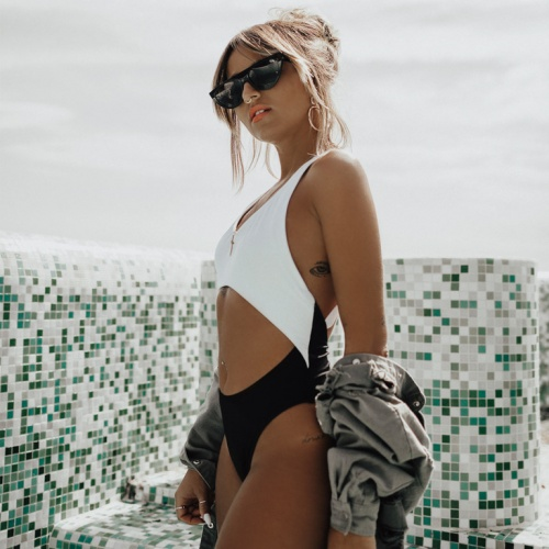 Noholita x Mon Petit Bikini - Trikini
