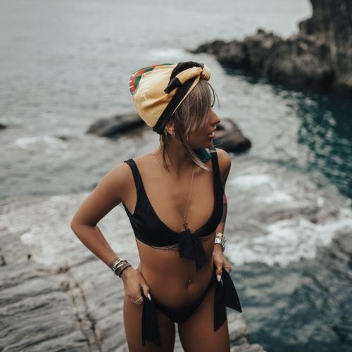 Noholita x Mon Petit Bikini - Bas de maillot de bain