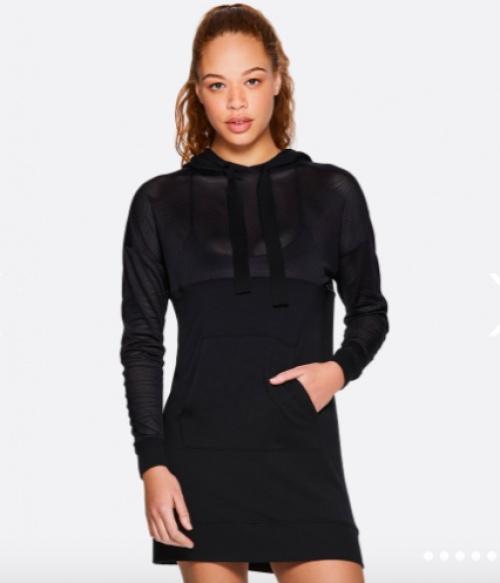 Alala - robe à capuche