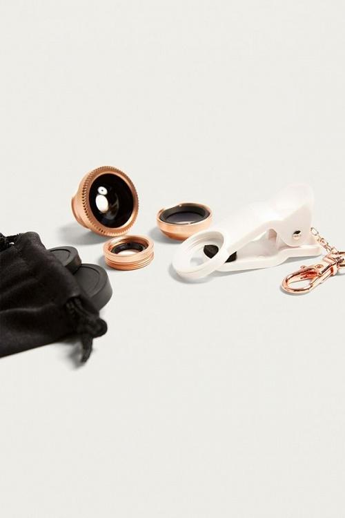 UO - Kit objectifs pour smartphone
