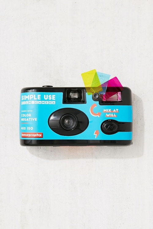 Lomography - Appareil photo jetable