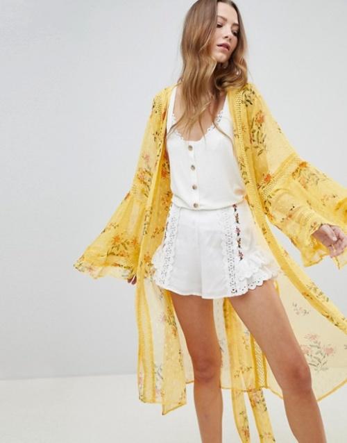 Rahi Cali - Kimono