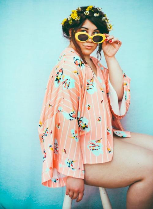Gang de fesses - Kimono