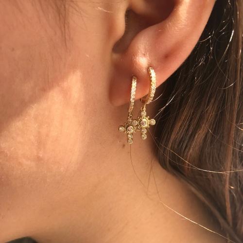 My Fashion Lab - Boucles d'oreilles