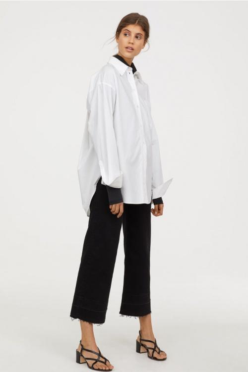 H&M - Jean jupe-culotte