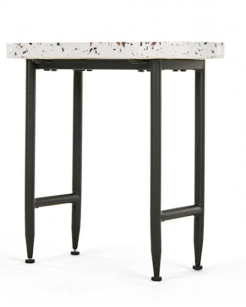 Made - Table en terazzo