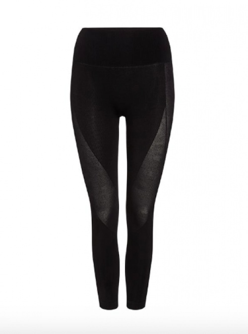 Pepper & Mayne - Legging en transparence