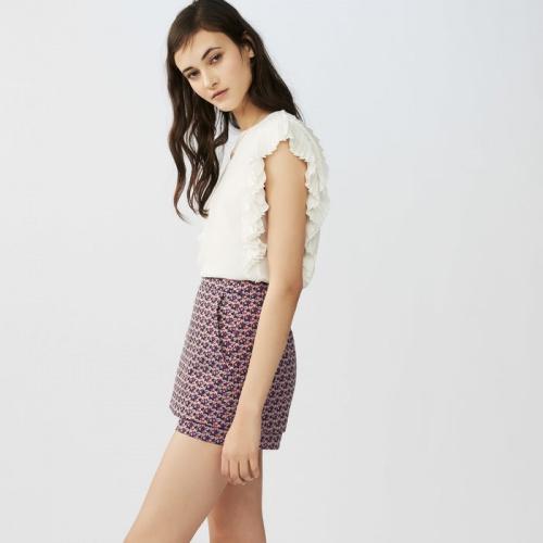 Maje - Jupe short