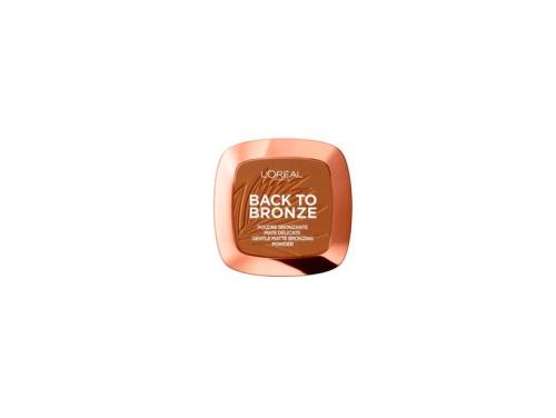 L'Oréal - Back to bronze