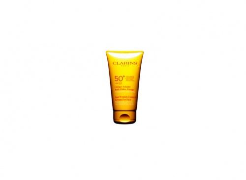 Clarins - Crème solaire anti-ride visage