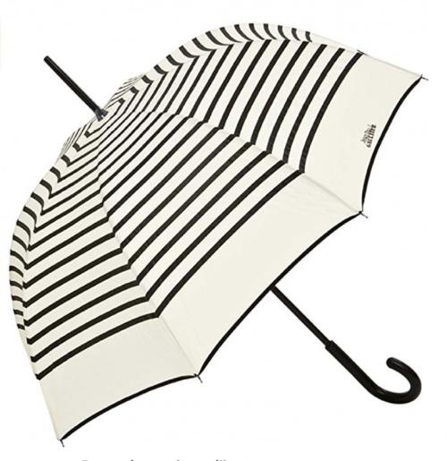 Parapluie à rayures - Jean Paul Gaultier