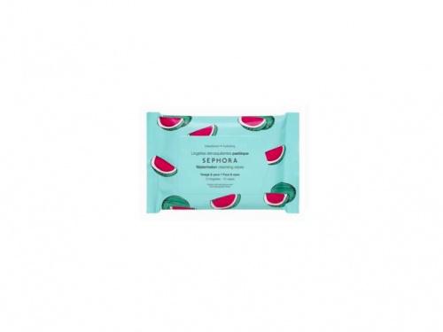 Sephora Collection - Lingettes démaquillantes et exfoliantes