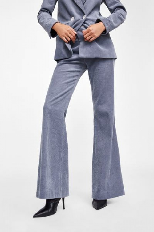 Zara - Pantalon de tailleur