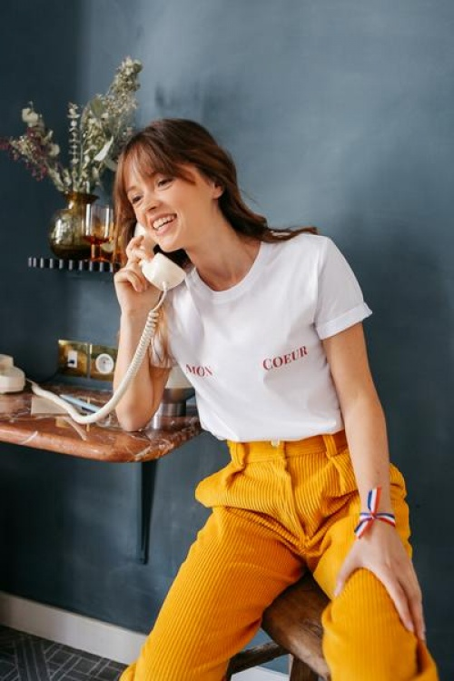 Elisa Chalmain - Pantalon