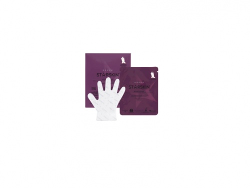 Starskin - Hollywood Hand Model™ Nourishing Double-Layer Hand Mask Gloves