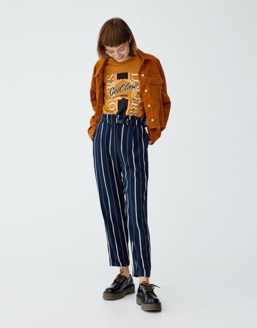 Pull & Bear - Pantalon