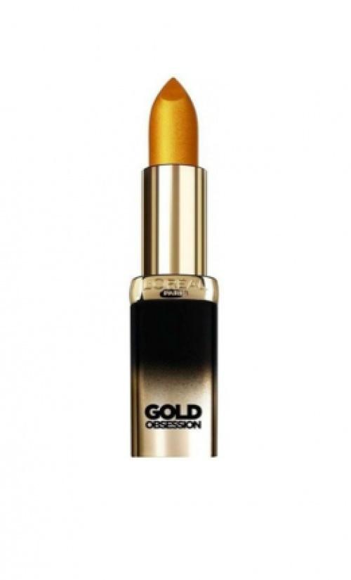 L'Oréal - Rouge à Lèvres Color Riche Gold Obsession