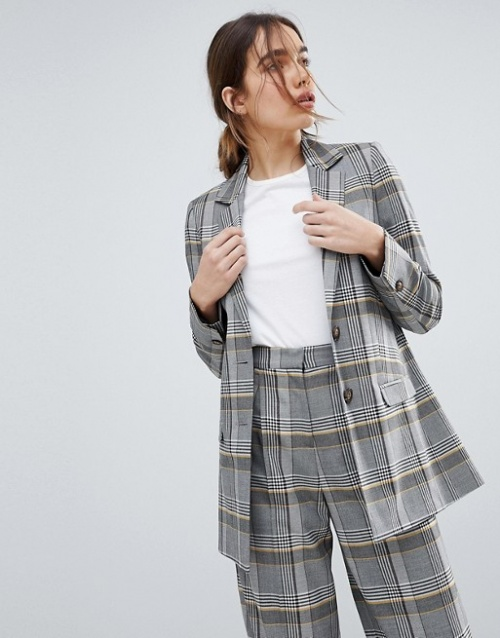 ASOS TAILORED - Blazer long