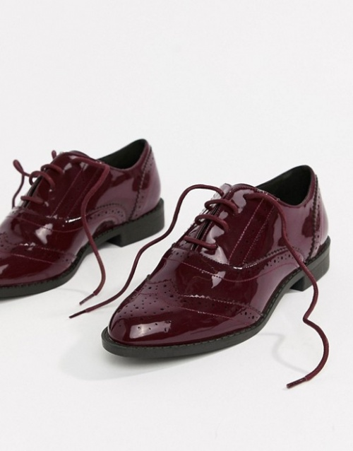 ASOS DESIGN - Derbies