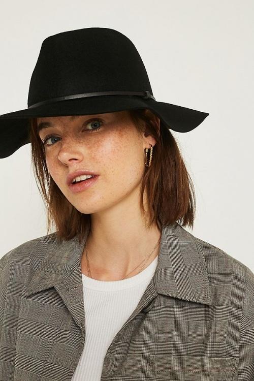 Urban Outfitters - Chapeau Panama en Feutre
