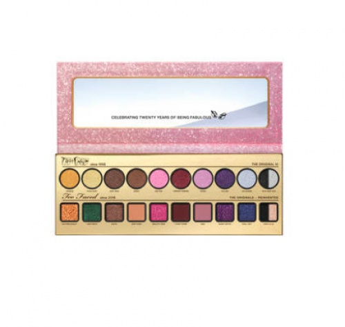 Too Faced - Then & Now Eye Shadow Palette