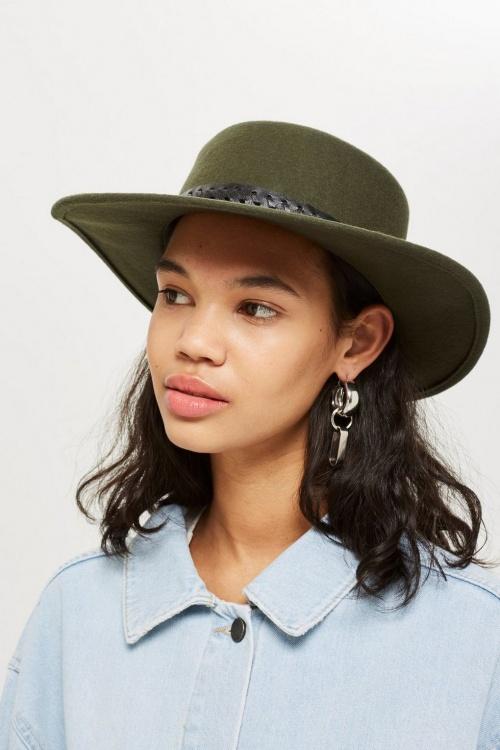 Topshop - Felt Hat