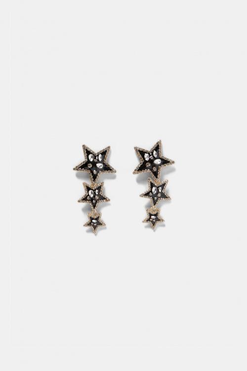 Zara - Boucles d'Oreilles Étoiles