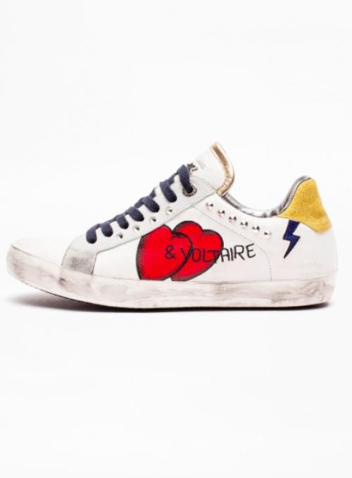 Zadig & Voltaire - ZV1747 Used Sneakers