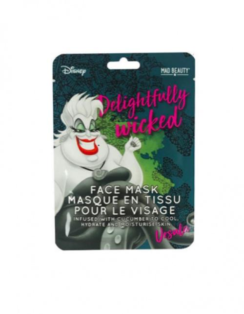 Mad Beauty - Masque en tissu facial Disney - Ursula