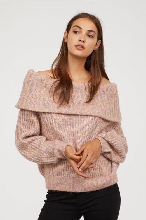 H&M - Pull off shoulders