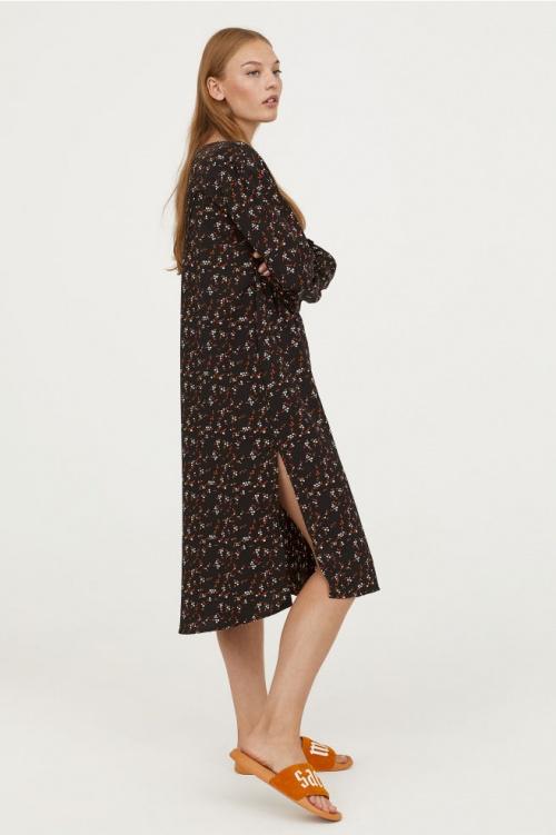 H&M - Robe de Longueur Mi-mollet