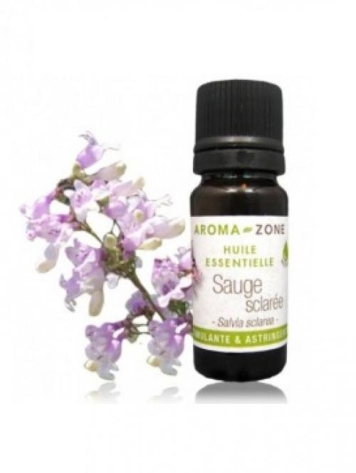 Aroma Zone - Huile essentielle de sauge sclarée