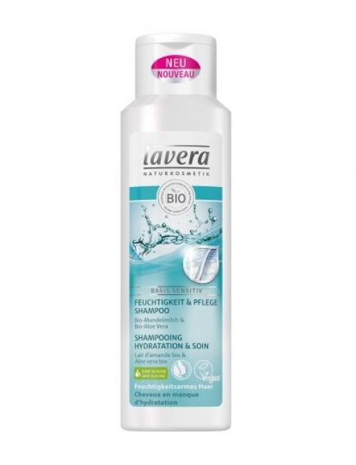 Lavera - Shampoing hydratation et soin pour cuir chevelu sensible