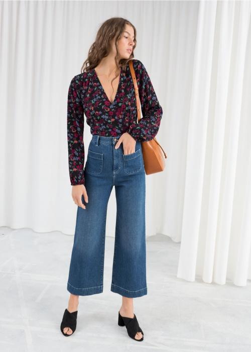 & Other Stories - Semi-Stretch Workwear Jeans