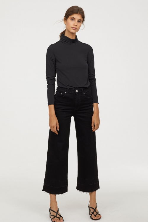 H&M - Jupe-culotte Taille haute