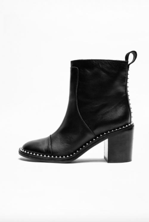 Zadig & Voltaire - Crome Low Boots
