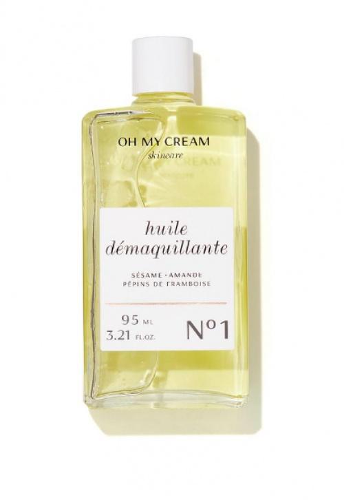 Oh My Cream - Huile Démaquillante